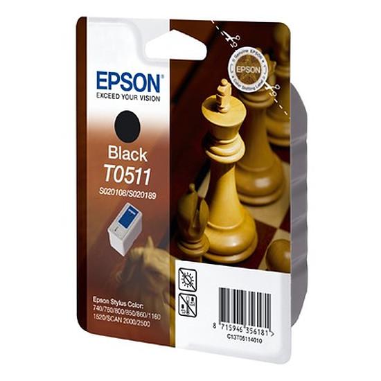 Cartouche imprimante Epson Noir T051