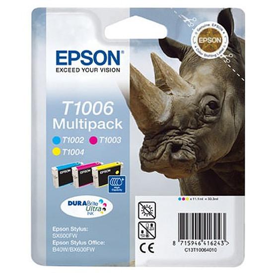 Cartouche imprimante Epson T1006 MultiPack