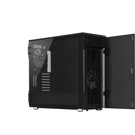 Boîtier PC Corsair Carbide 678C - Black - Autre vue