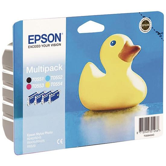 Cartouche imprimante Epson T0556 MultiPack