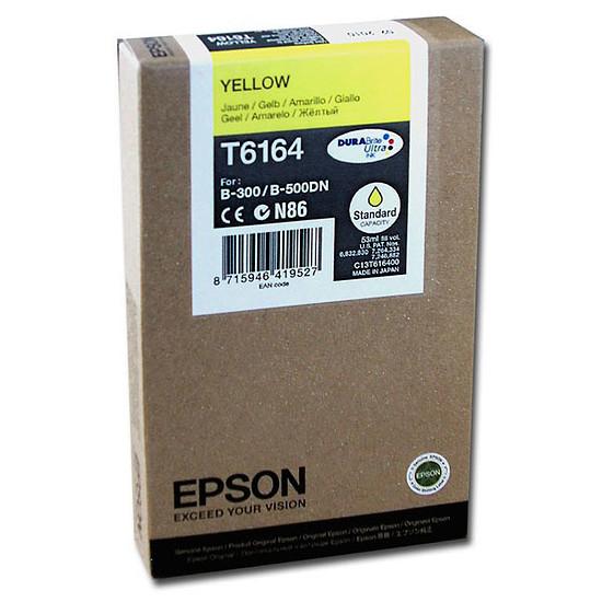 Cartouche imprimante Epson Jaune T6164