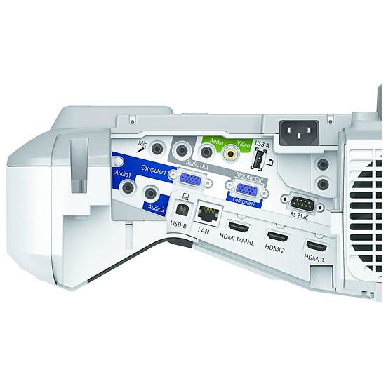 Vidéoprojecteur Epson EB-685Wi - Tri-LCD WXGA - 3500 Lumens - Autre vue