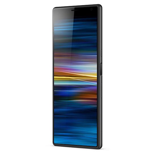 Smartphone et téléphone mobile Sony Xperia 10 Plus (noir) - 64 Go - 4 Go