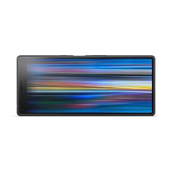 Smartphone et téléphone mobile Sony Xperia 10 Plus (noir) - 64 Go - 4 Go - Autre vue