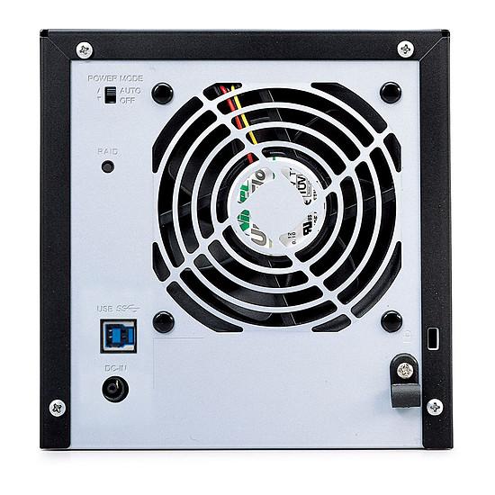 Disque dur externe Buffalo DriveStation Quad 12 To (4 x 3 To) - Autre vue