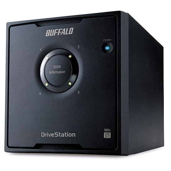 Disque dur externe Buffalo DriveStation Quad 24 To (4 x 6 To)