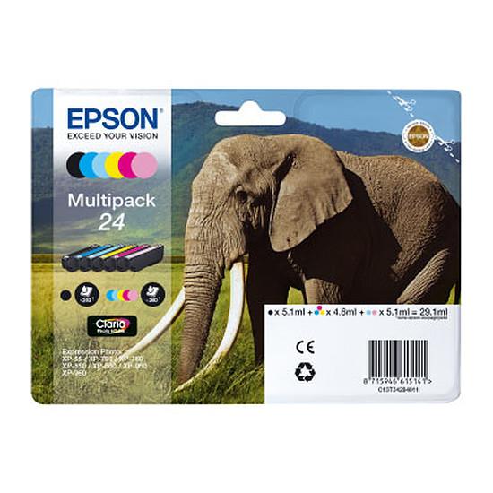Cartouche d'encre Epson Multipack 24