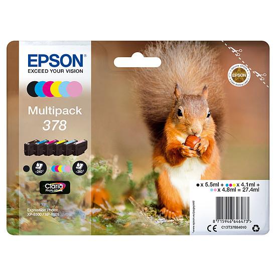 Cartouche imprimante Epson Multipack 378
