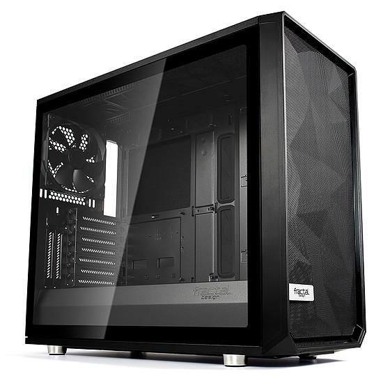 Boîtier PC Fractal Design Meshify S2 Black TG