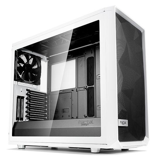 Boîtier PC Fractal Design Meshify S2 White TG