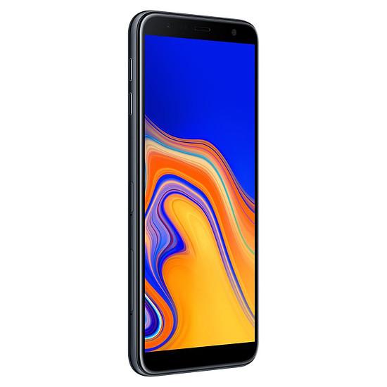 Smartphone et téléphone mobile Samsung Galaxy J4+ (noir) - 32 Go - 3 Go - Autre vue