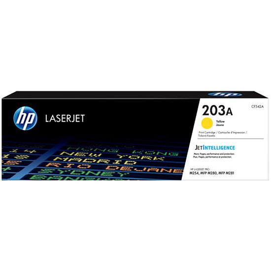 Toner imprimante HP LaserJet 203A