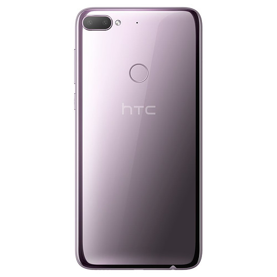 Smartphone et téléphone mobile HTC Desire 12+ (argent) - 32 Go - 3 Go - Autre vue