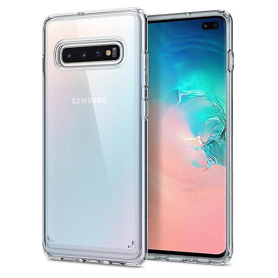 Coque et housse Spigen Coque Ultra Hybrid (transparent) - Samsung Galaxy S10+