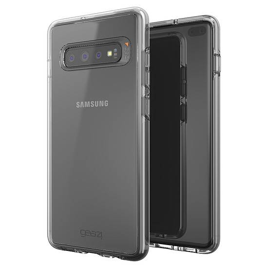Coque et housse Gear4 Coque Crystal Palace (transparent) - Samsung Galaxy S10+