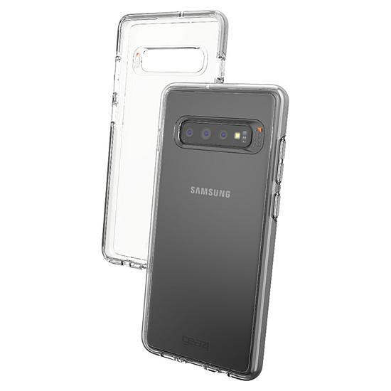 Coque et housse Gear4 Coque Crystal Palace (transparent) - Samsung Galaxy S10+ - Autre vue