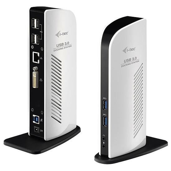 USB i-tec USB 3.0 HD Video Docking Station Advance