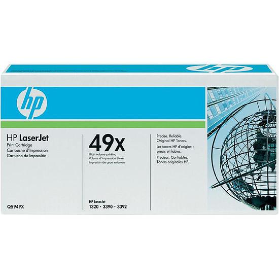 Toner imprimante HP Q5949X