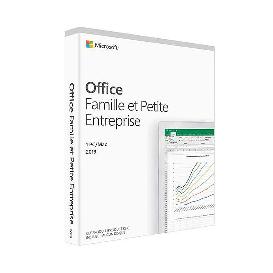 Office Microsoft Office Famille et Petite Entreprise 2019 (version Française)