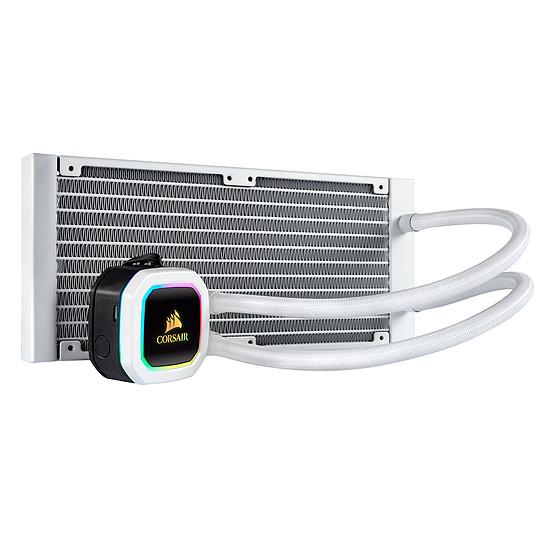 Refroidissement processeur Corsair Hydro Series - H100i RGB Platinum SE - Autre vue