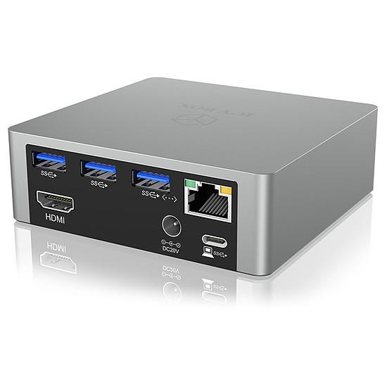 Station d'accueil PC portable ICY BOX IB-DK2301-C - Autre vue