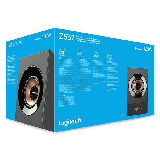Enceintes PC Logitech Z537 - Autre vue