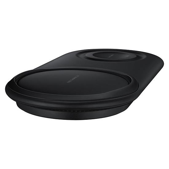Chargeur Samsung Chargeur sans fil rapide à induction Duo (noir) - Autre vue