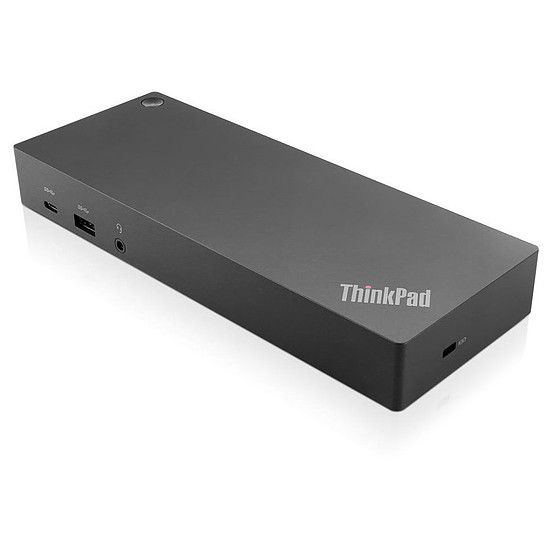 Station d'accueil PC portable Lenovo ThinkPad Hybrid USB-C
