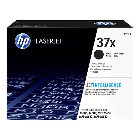 Toner imprimante HP LaserJet 37X