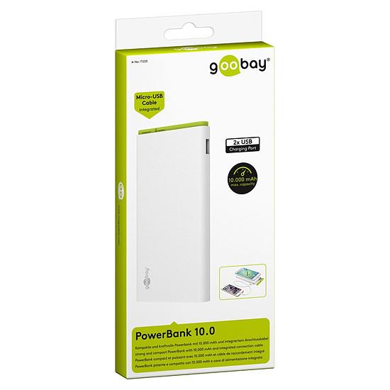 Batterie et powerbank Goobay PowerBank 10.0 - Autre vue