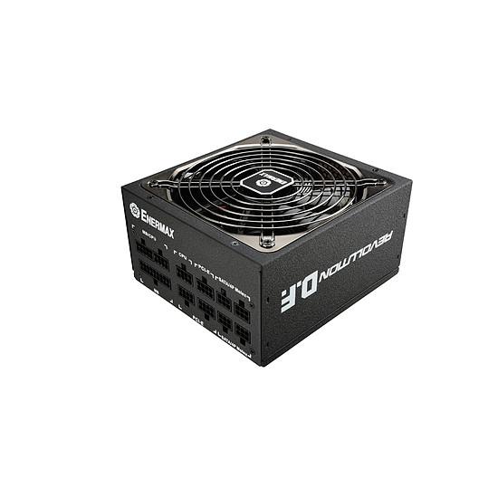 Alimentation PC Enermax Révolution D.F 850W Gold - Autre vue