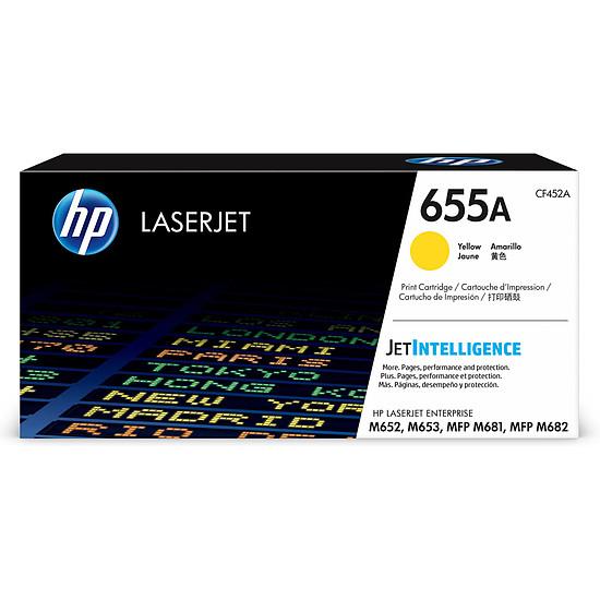 Toner imprimante HP LaserJet 655A