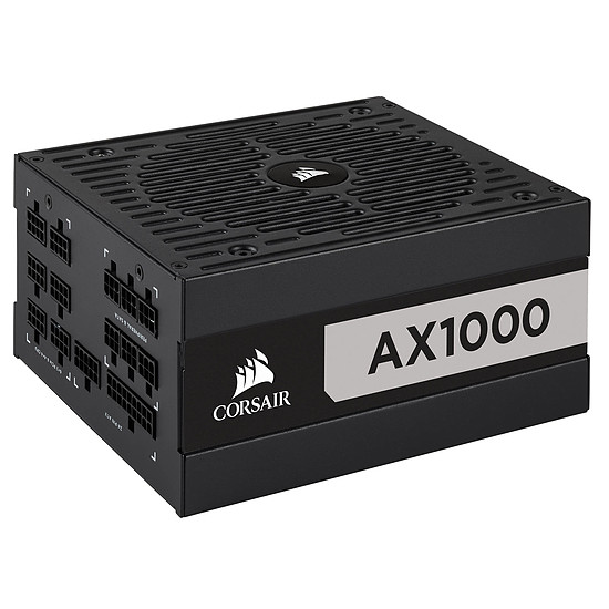 Alimentation PC Corsair AX1000 - 1000W Titanium