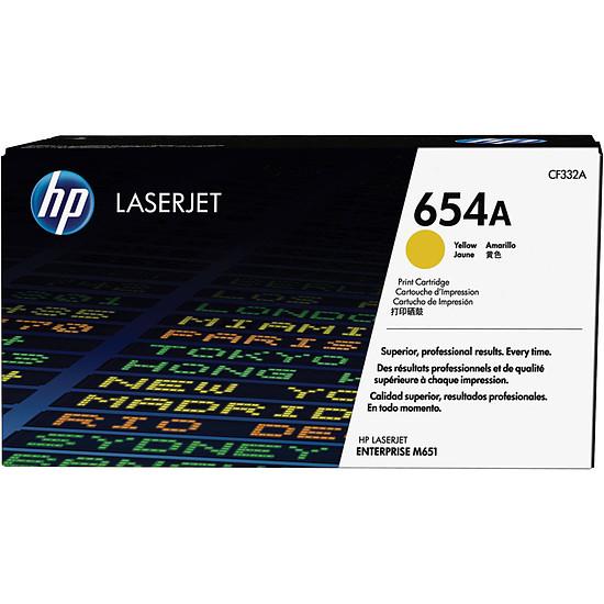 Toner imprimante HP CF332A