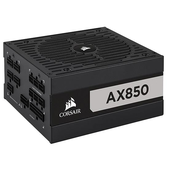 Alimentation PC Corsair AX850 - 850W Titanium