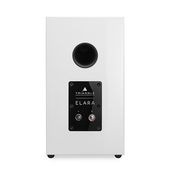Enceintes HiFi / Home-Cinéma Triangle Elara LN01 (la paire) - Blanc - Autre vue