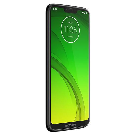 Smartphone et téléphone mobile Motorola Moto G7 Power (noir) - 64 Go - 4 Go - Autre vue