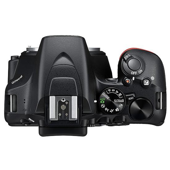 Appareil photo Reflex Nikon D3500 + AF-P DX 18-55 VR + AF-P DX 70-300 VR Noir - Autre vue