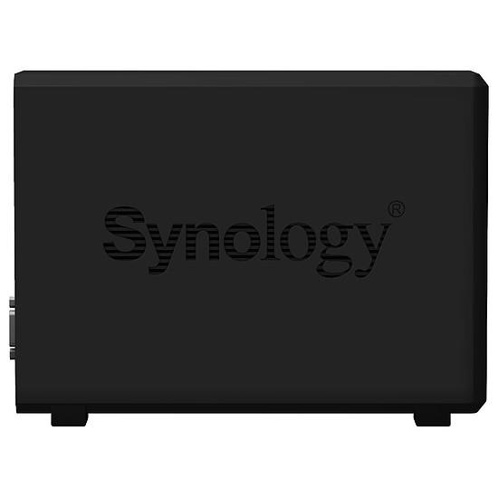 Serveur NAS Synology NVR1218 - Système de visualisation et d'enregistrement de réseau de vidéosurveillance - Autre vue