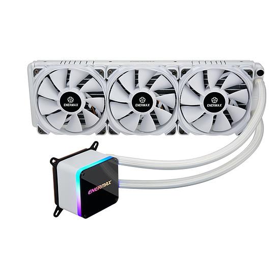 Refroidissement processeur Enermax Liqtech II 360 MM White Edition - Autre vue