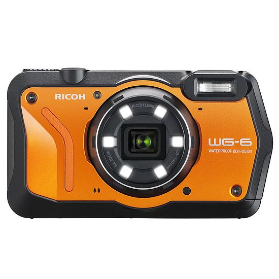 Appareil photo compact ou bridge Ricoh WG-6 Orange