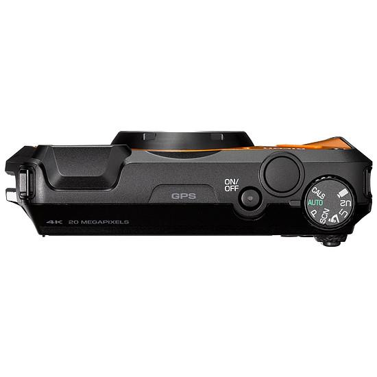 Appareil photo compact ou bridge Ricoh WG-6 Orange - Autre vue