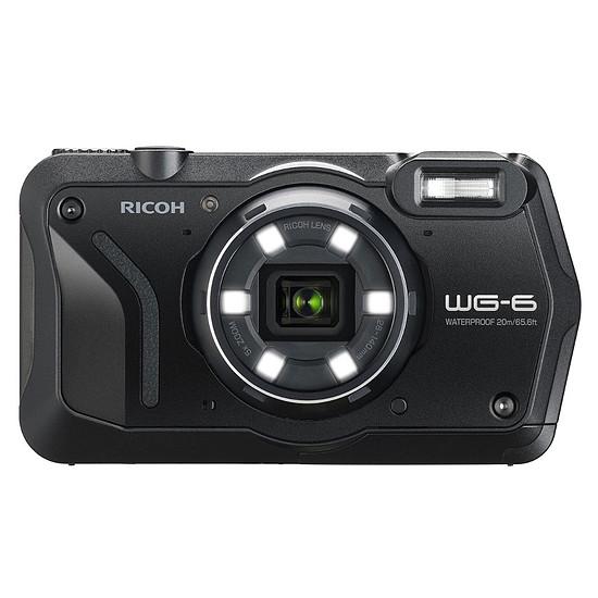Appareil photo compact ou bridge Ricoh WG-6 Noir