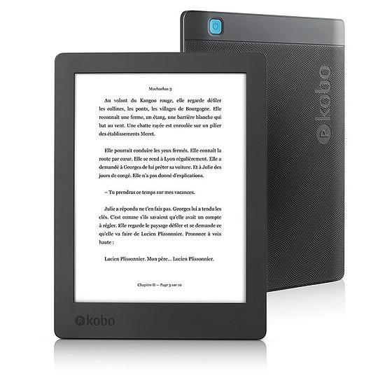 Liseuse numérique Kobo Aura H2O Edition 2 (noir) - 8 Go