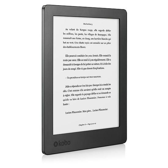 Liseuse numérique Kobo Aura H2O Edition 2 (noir) - 8 Go - Autre vue