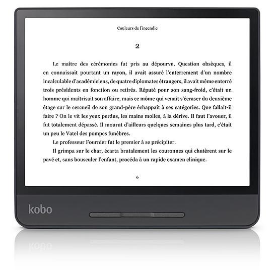 Liseuse numérique Kobo Forma (noir) - 8 Go - Autre vue