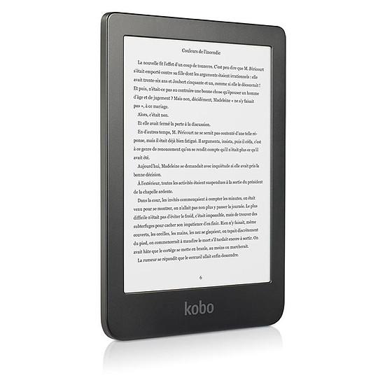 Liseuse numérique Kobo Clara HD (noir) - 8 Go - Autre vue