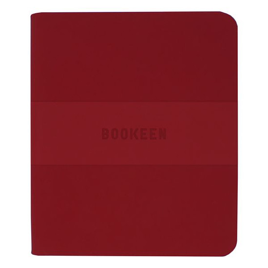 Liseuse numérique Bookeen Saga (rouge) - 8 Go - Autre vue