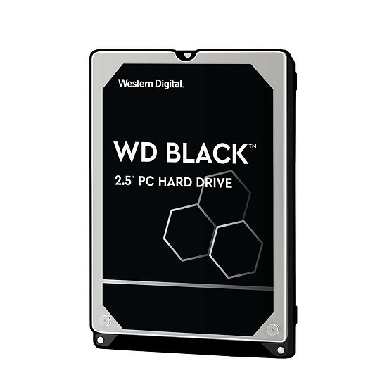 Disque dur interne Western Digital WD Black Mobile - 1 To - 32 Mo