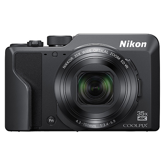 Appareil photo compact ou bridge Nikon Coolpix A1000 Noir